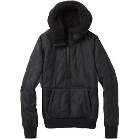 Prana Esla Half Zip Pullover Damen black